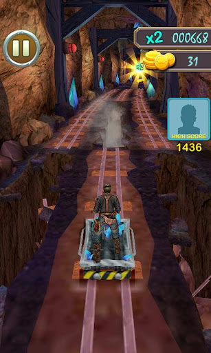 Screenshot for Temple Castle Run in United States Play Store