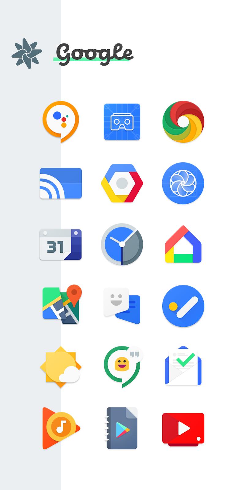 Cornie Icons Screenshot 1