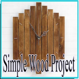 Simple Wood Project - náhled