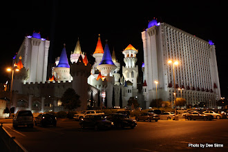 Photo: (Year 3) Day 48 - The Excalibur Hotel in Las Vegas