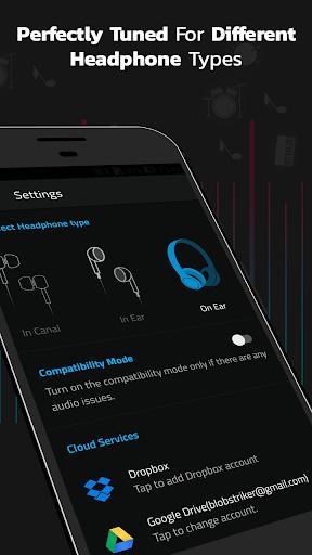 Boom: Music Player, Bass Booster & Equalizer screenshot 6