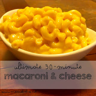 Mac And Cheese No Milk Homemade Recipes.