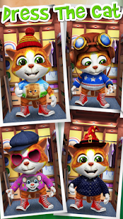 Cat – virtual pet - náhled