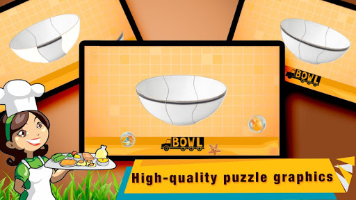 Kitchen Puzzleu00a0Game for Kids 1.4 screenshots 6