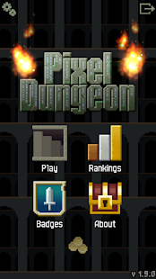 Pixel Dungeon Screenshot 1