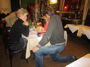 Photo: Hat der Georg aber lange Haxn