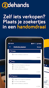 App 2dehands - Gratis zoekertjes APK for Windows Phone