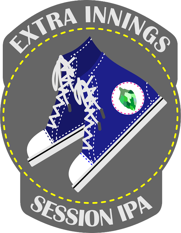 Logo of Brooks Extra Innings Session IPA
