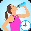 Water Tracker: Water Drinking Reminder App icon