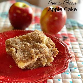 Cream Cheese Apple Coffee Cake Recipe