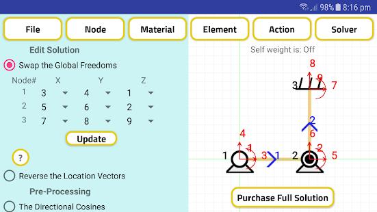 Stiffness Method Solver - Apps on Google Play
