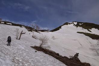 Photo: なかなか近づかない頂