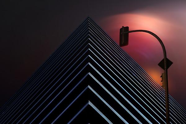 Over the traffic light di Daniela Ghezzi