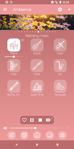 Ambience – Nature sounds: relax and sleep (MOD,Premium) v1.30.1 4