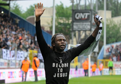 Dieumerci Ndongala, élu Zèbre du mois d'août, a chanté en T4 face à Anderlecht (VIDÉO)
