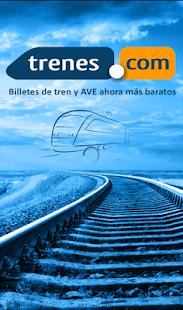 Trenes.com Billetes tren y AVE - náhled