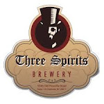 Logo for Three Spirits Brewery