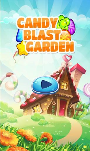 Candy Blast Garden