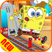Subway Spongebob Temple Run 😍 🎈️