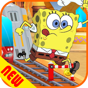 Subway Spongebob Temple Run 😍 🎈️ 1.0 Icon