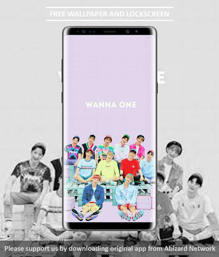 Wanna One Wallpaper KPOP 3.1 screenshots 2