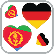 Tigrinya to German Dictionary For Easy Learning...