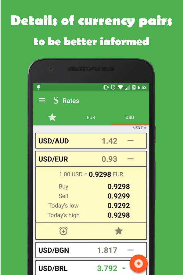 Forex alarm android