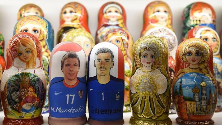 El fútbol elige rey en Moscú: potencia contra resistencia