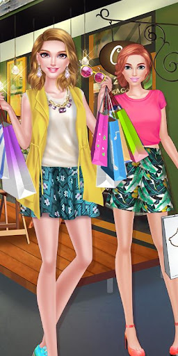 BFF Downtown Date: Beauty Mall 1.5 screenshots 5