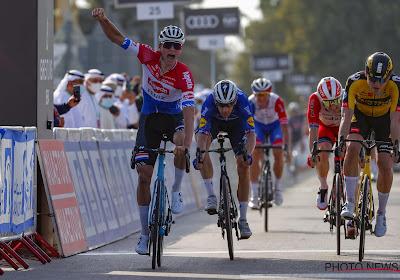 """Na winst in UAE Tour komt tweede wedstrijddag van Van der Poel er in Vlaanderen: """"We kunnen ambitieus zijn"""""""