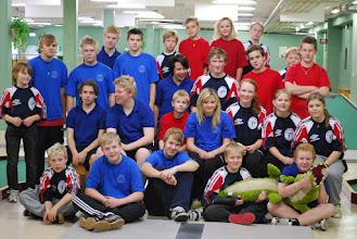 Photo: Alla deltagare i ungdomsfemman 2011. FOTO: Patric Fransson