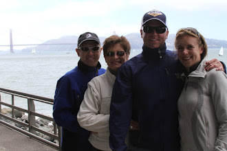 Photo: Jerry, Joyce, Jeff, Lydia