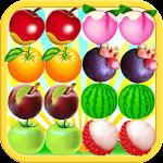 Bubble Shooter Fruits Icon