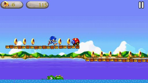 Classic Soni: Advance  screenshots 2