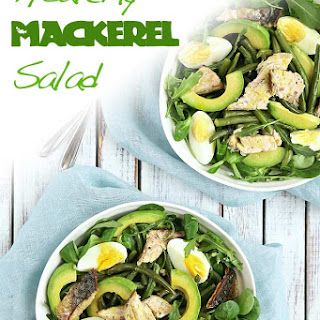 Healthy Mackerel Salad