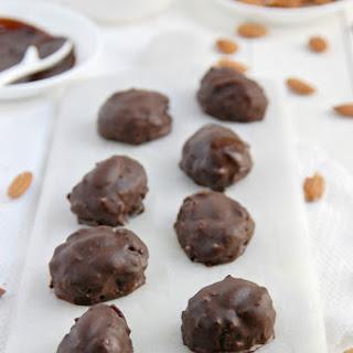 Homemade Almond Joys{Raw & Vegan}.