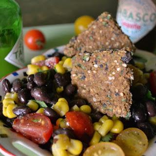 High-Raw Corn & Black Bean Chips