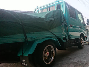 ダイナトラックのカスタム事例画像 MR-Sさんの2020年11月12日18:08の投稿