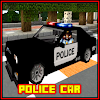 Police Car Addon MCPE APK Icon