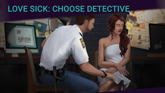 Love Sick: Interactive Stories MOD (Unlimited Gems/Keys/Money) 3