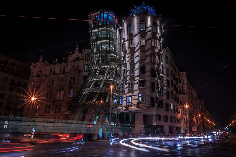 Dancing House di Gibbull