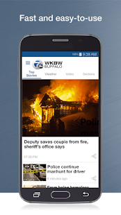 WKBW 7 Eyewitness News- screenshot thumbnail