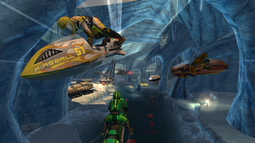 Riptide GP2 - screenshot