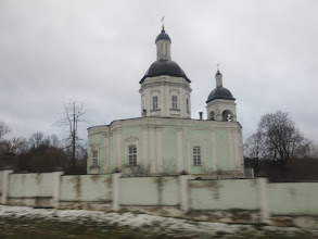 Photo: Троицкий храм в Ельдигино. 1735 г.