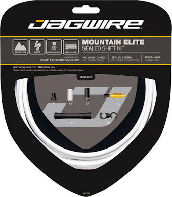Jagwire Mountain Elite Sealed Shift Cable Kit alternate image 2