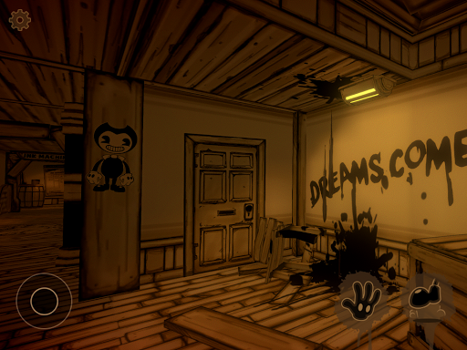 Bendy and the Ink Machine - screenshot