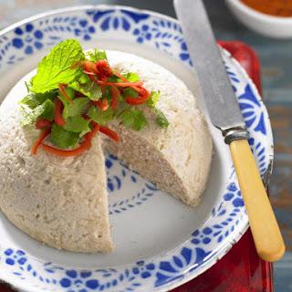 Vietnamese Chicken Vermicelli with Nuoc Cham Sauce