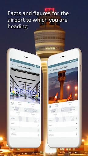 Flight Status u2013 Live Departure and Arrival Tracker 2.0.1 screenshots 3
