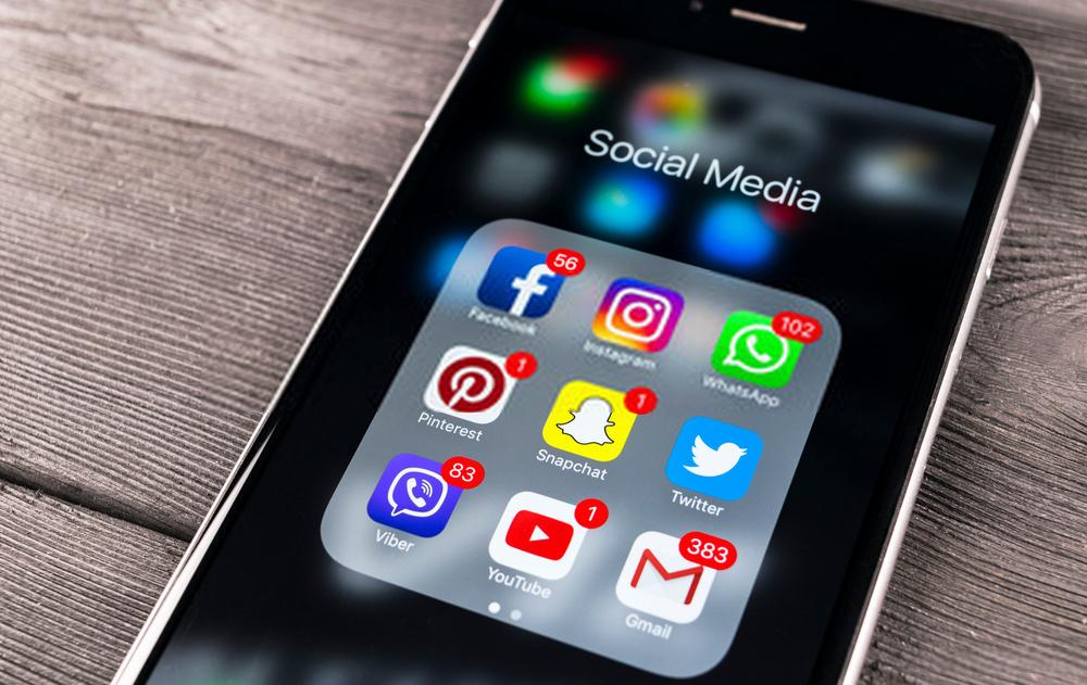 Tren sosial media sebagai tren marketing