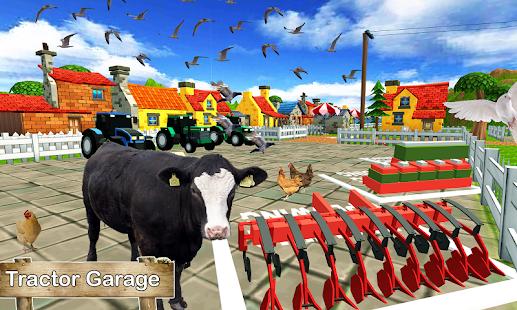 Game Tractor Sim 3D: Farming Games APK for Windows Phone